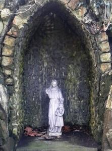 shrine 3- light blend